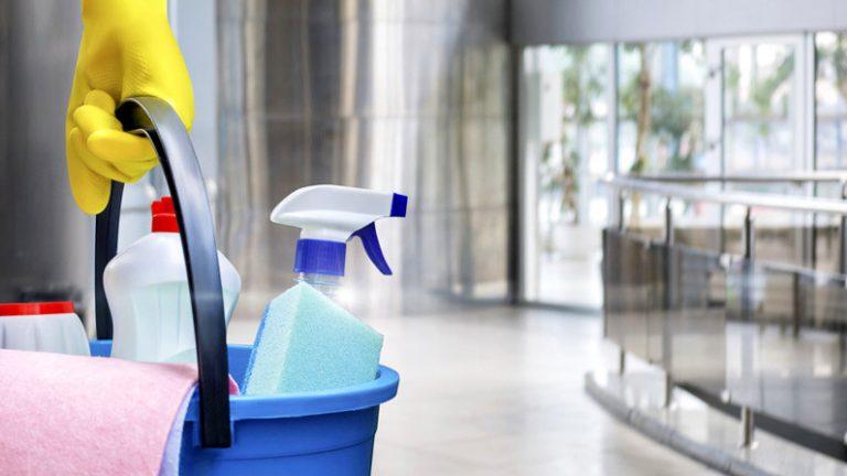 Por que es importante la limpieza en oficinas