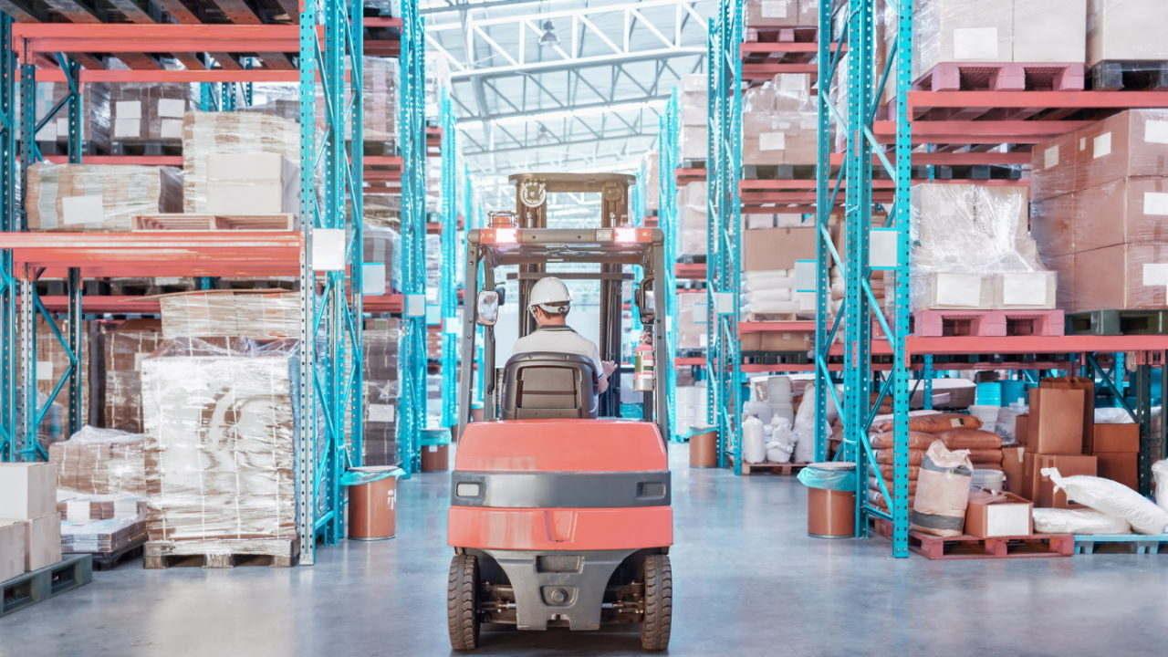 importancia de la logística empresarial