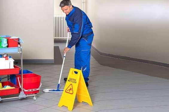 perfil y habilidades del equipo de limpieza